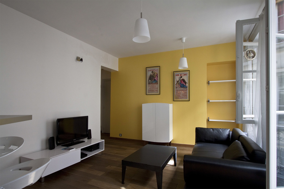 Paris Rue Monge Apartment for rent