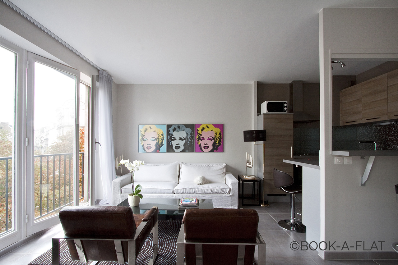Appartamento Paris Avenue Montaigne 2
