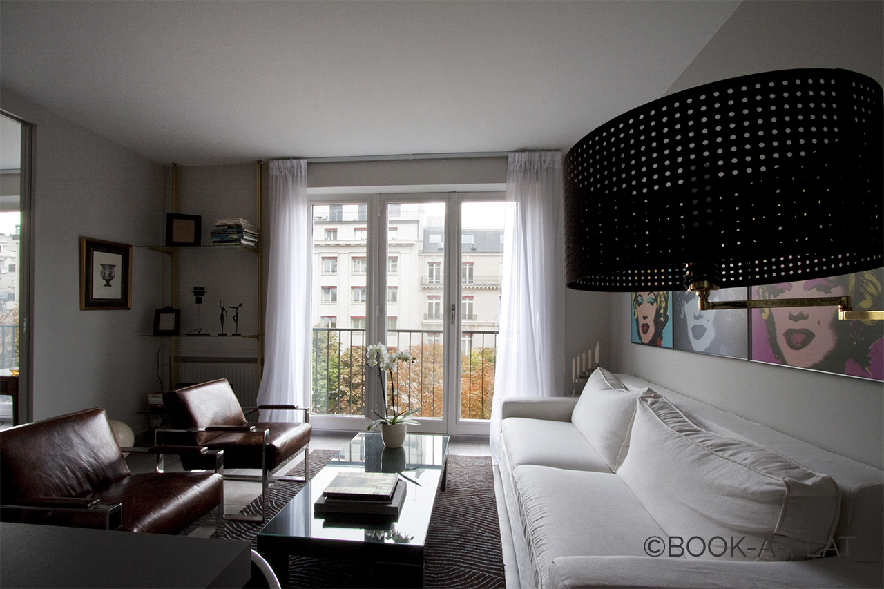 Appartamento Paris Avenue Montaigne 3