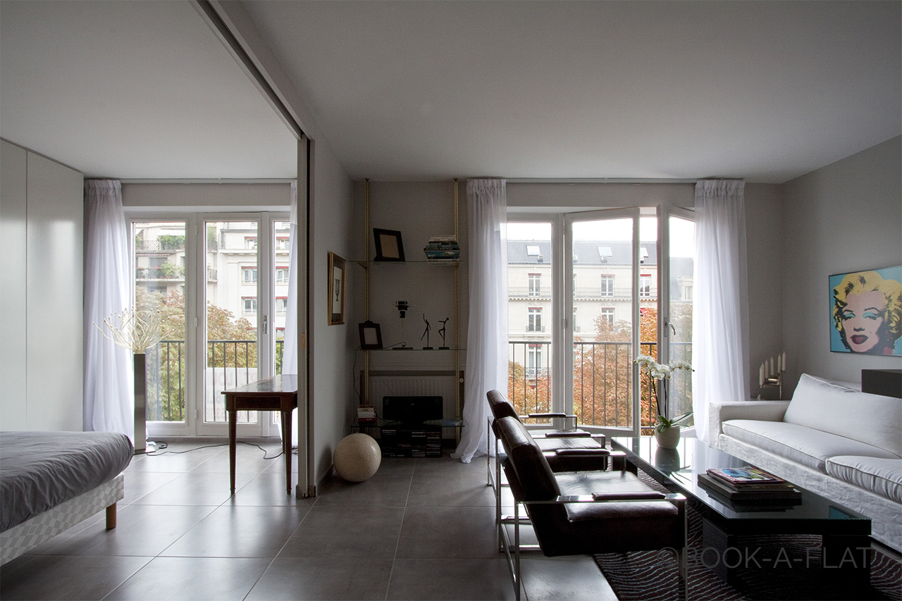 Appartamento Paris Avenue Montaigne 4