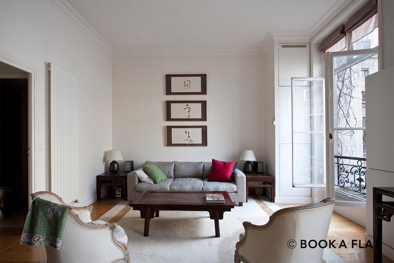 Amazing Appartement Meublé à Louer Paris Rue De Lisbonne