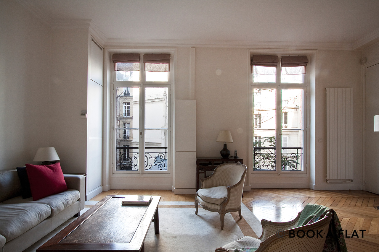 Paris Rue de Lisbonne Apartment for rent