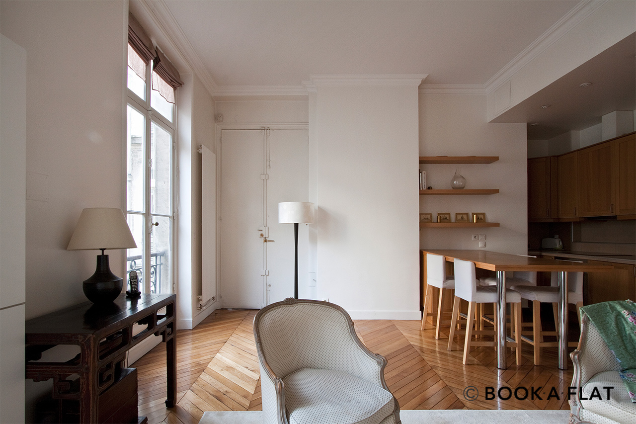 Apartment Paris Rue de Lisbonne 5
