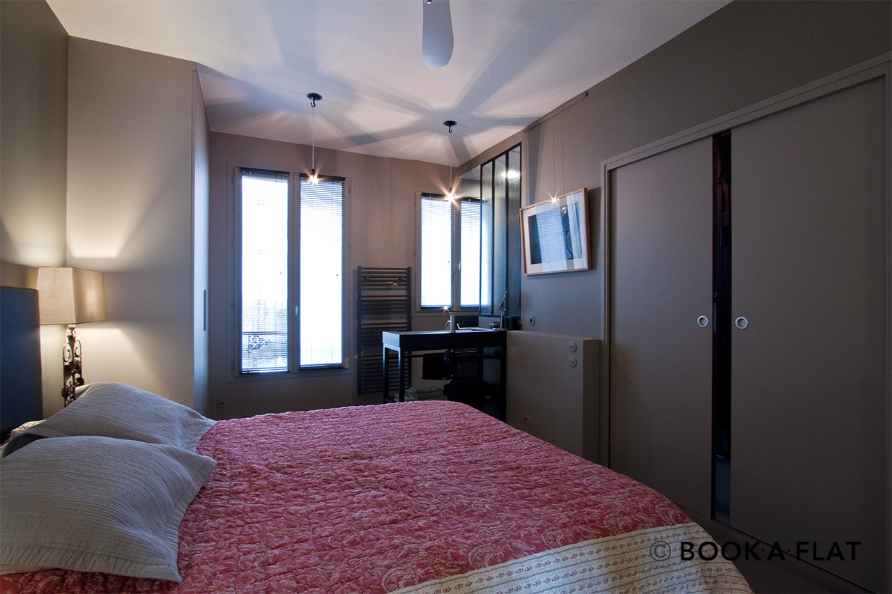 Appartement Paris Rue Joseph de Maistre 5