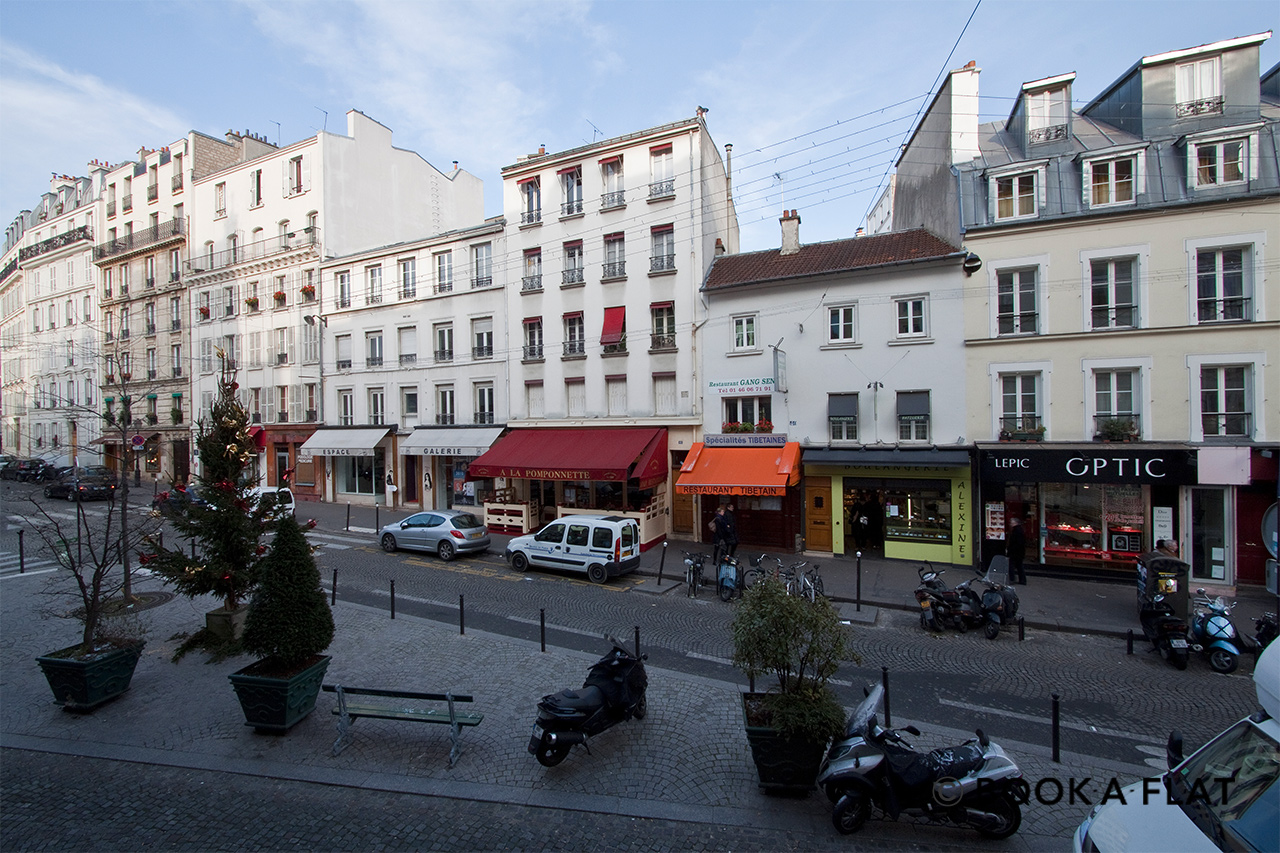 Appartement Paris Rue Joseph de Maistre 10