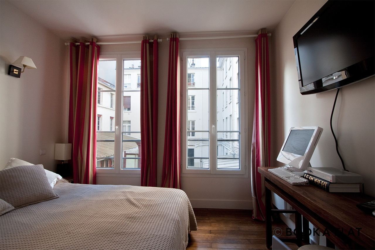 Appartement Paris Rue Letellier 8