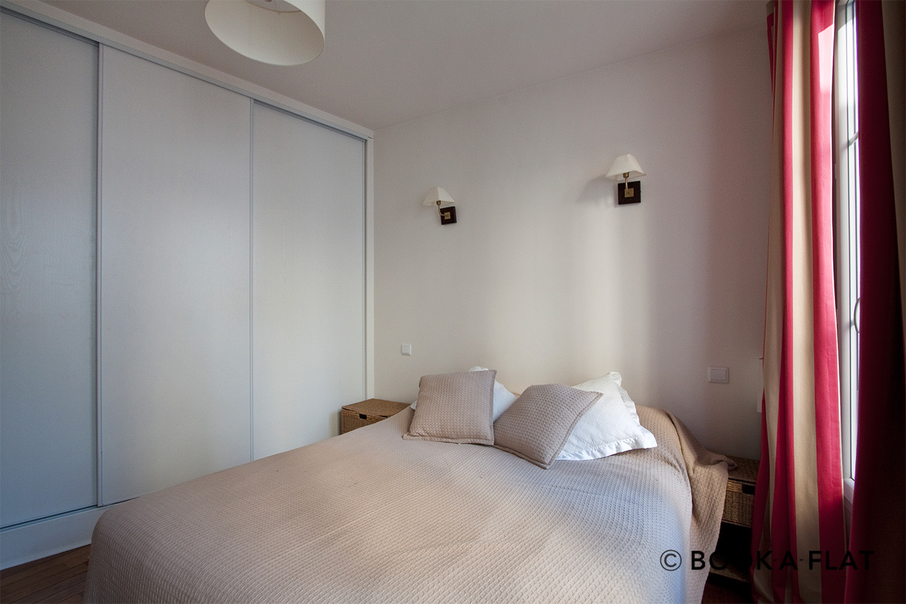 Appartement Paris Rue Letellier 9