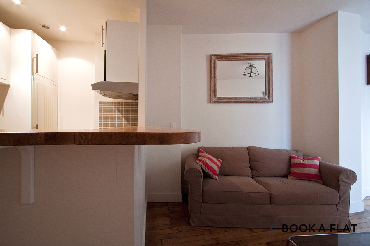 Appartement Paris Rue Letellier 3