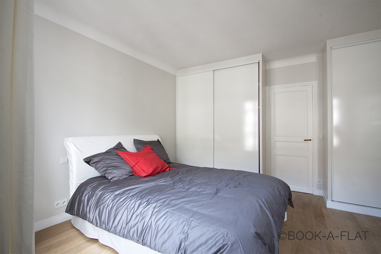 Apartment Paris Rue des Acacias 6