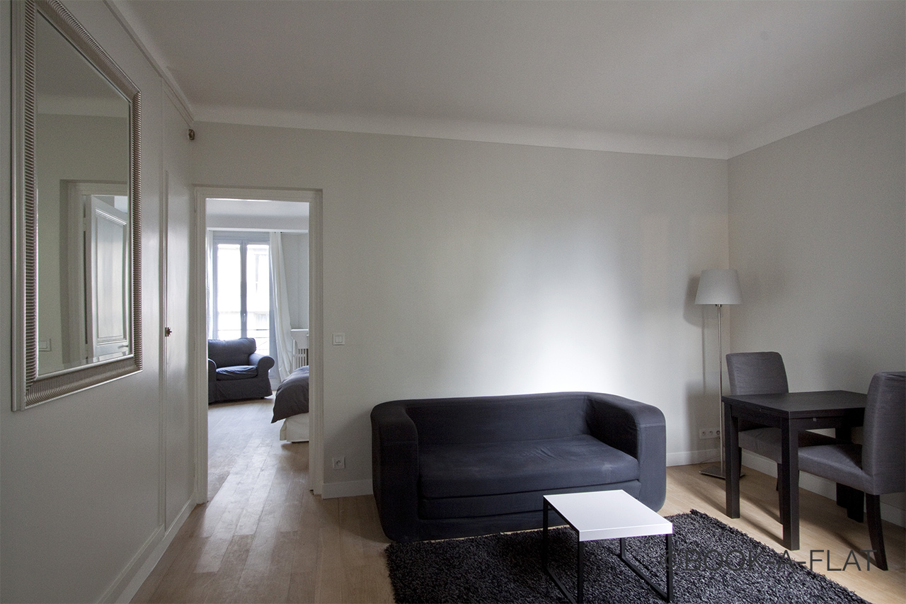 Paris Rue des Acacias Apartment for rent