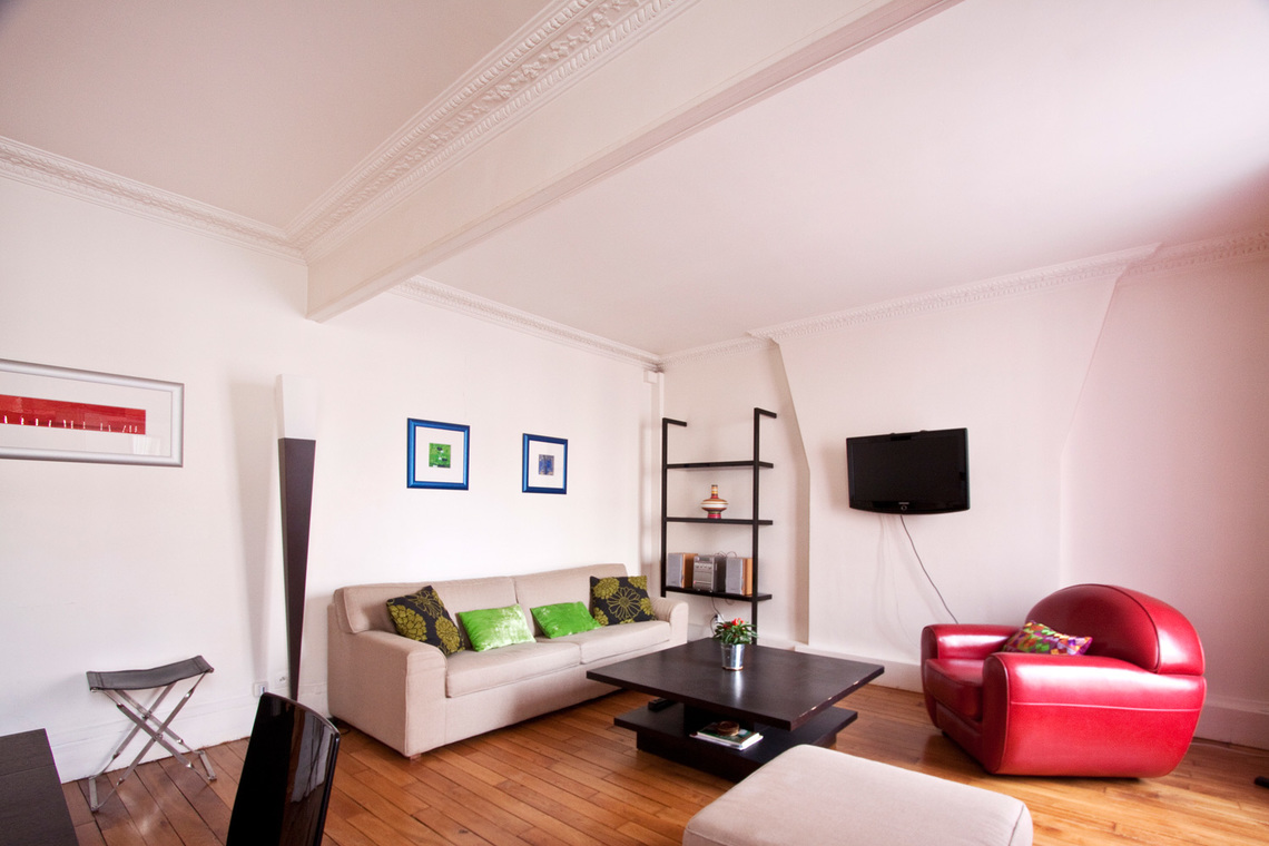 Furnished apartment for rent Paris Rue Gauthey