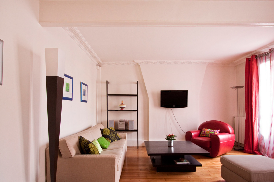 Apartment Paris Rue Gauthey 5