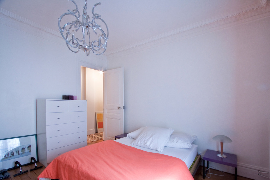 Apartment Paris Rue Gauthey 8
