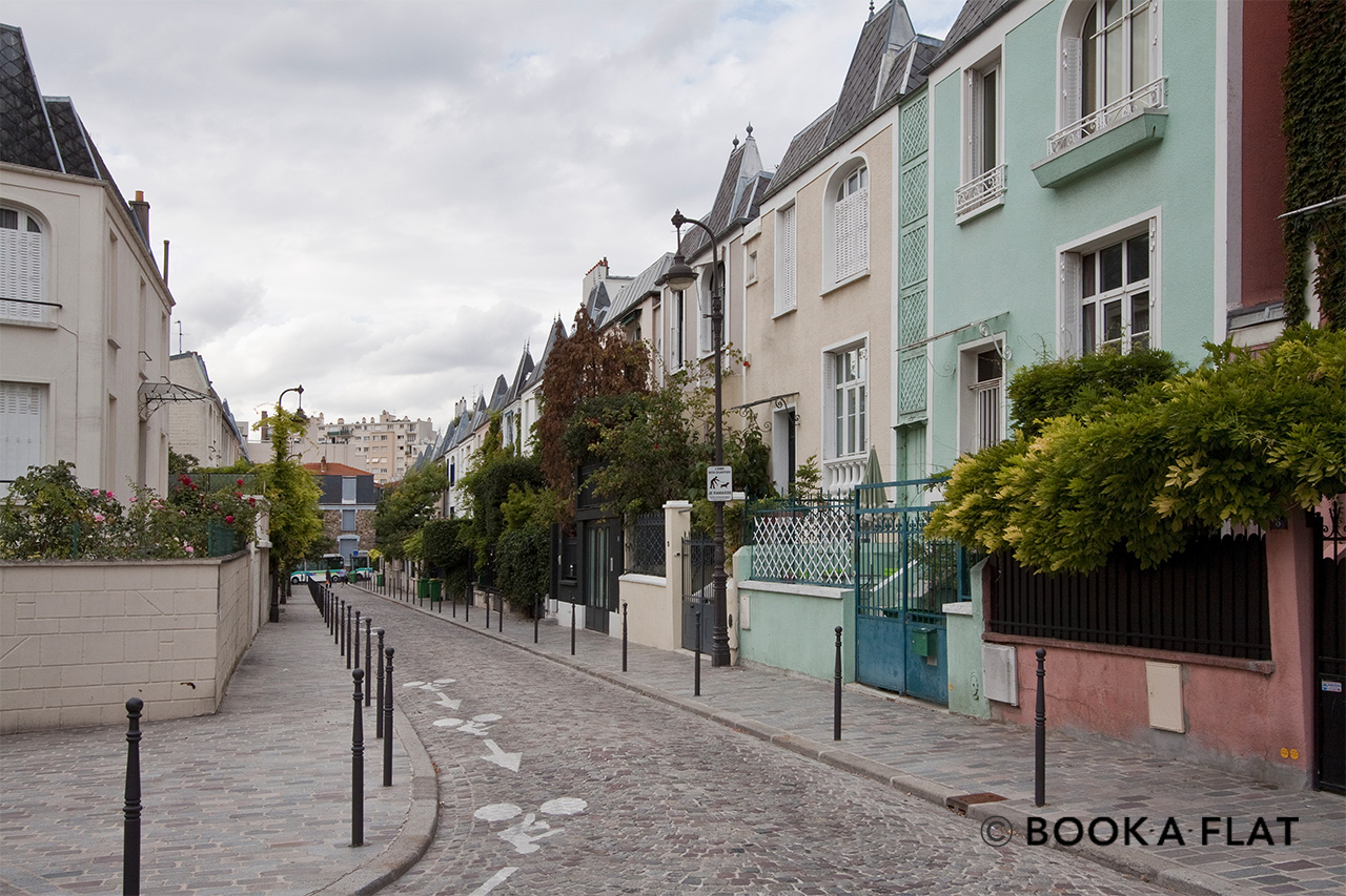 Appartement Paris Rue Henri Pape 13