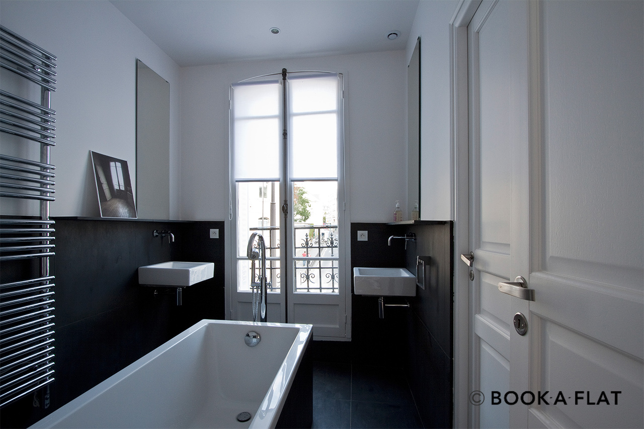 Appartement Paris Rue Henri Pape 9