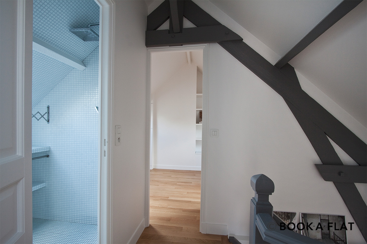 Apartment Paris Rue Henri Pape 10