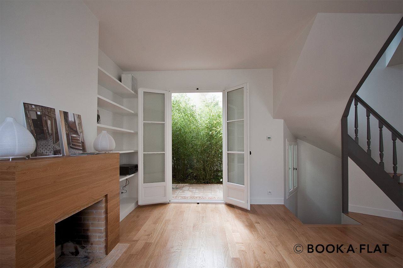 Paris Rue Henri Pape Apartment for rent