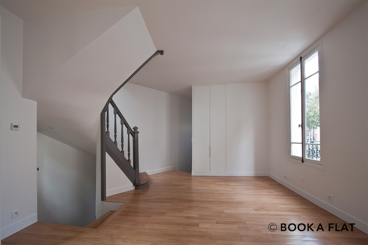 Appartement Paris Rue Henri Pape 2