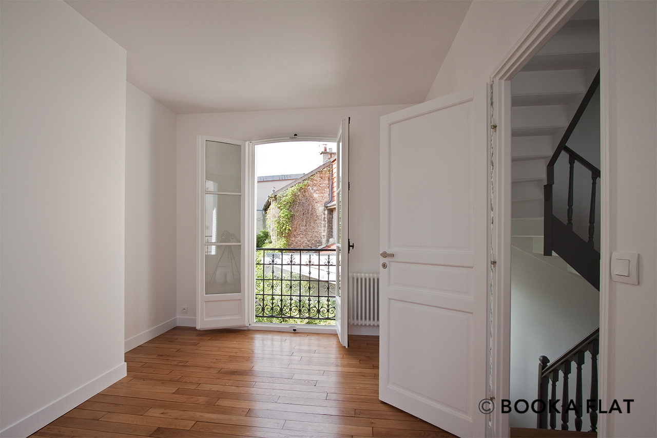 Appartement Paris Rue Henri Pape 3
