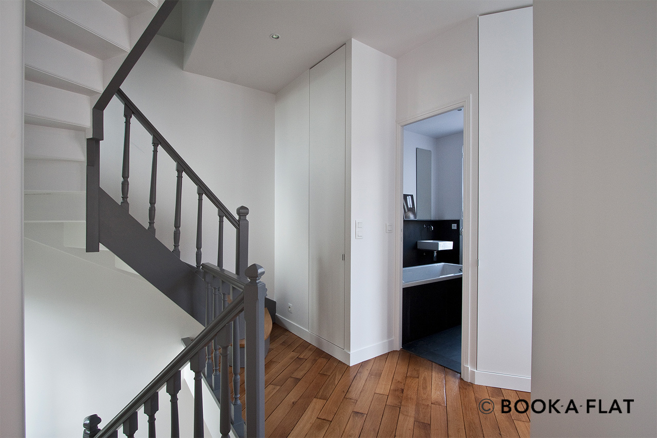 Apartment Paris Rue Henri Pape 4