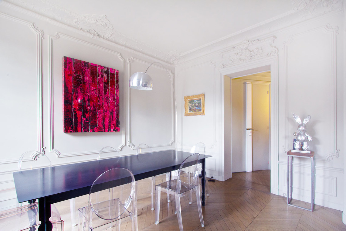 Appartement Paris Rue du Four 4