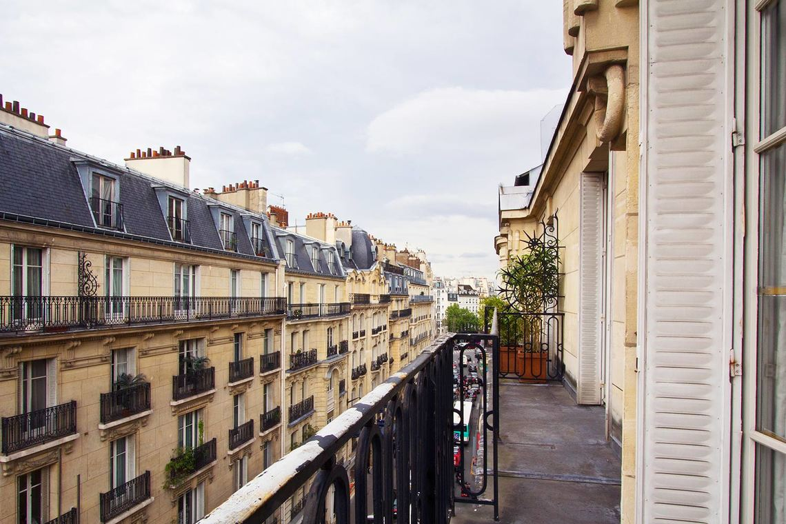 Appartement Paris Rue du Four 13