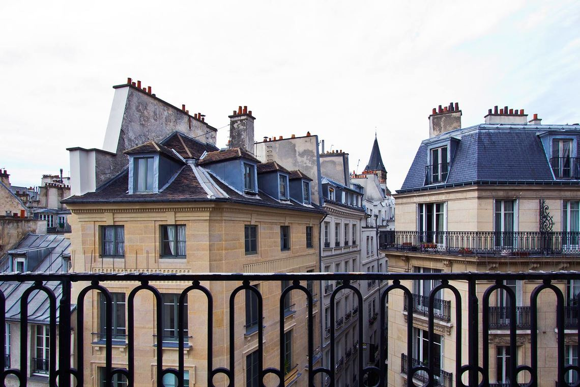 Appartement Paris Rue du Four 14