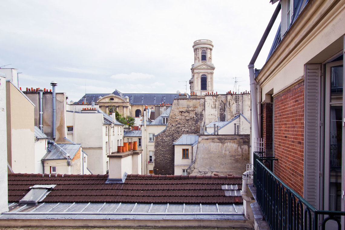 Appartement Paris Rue du Four 15