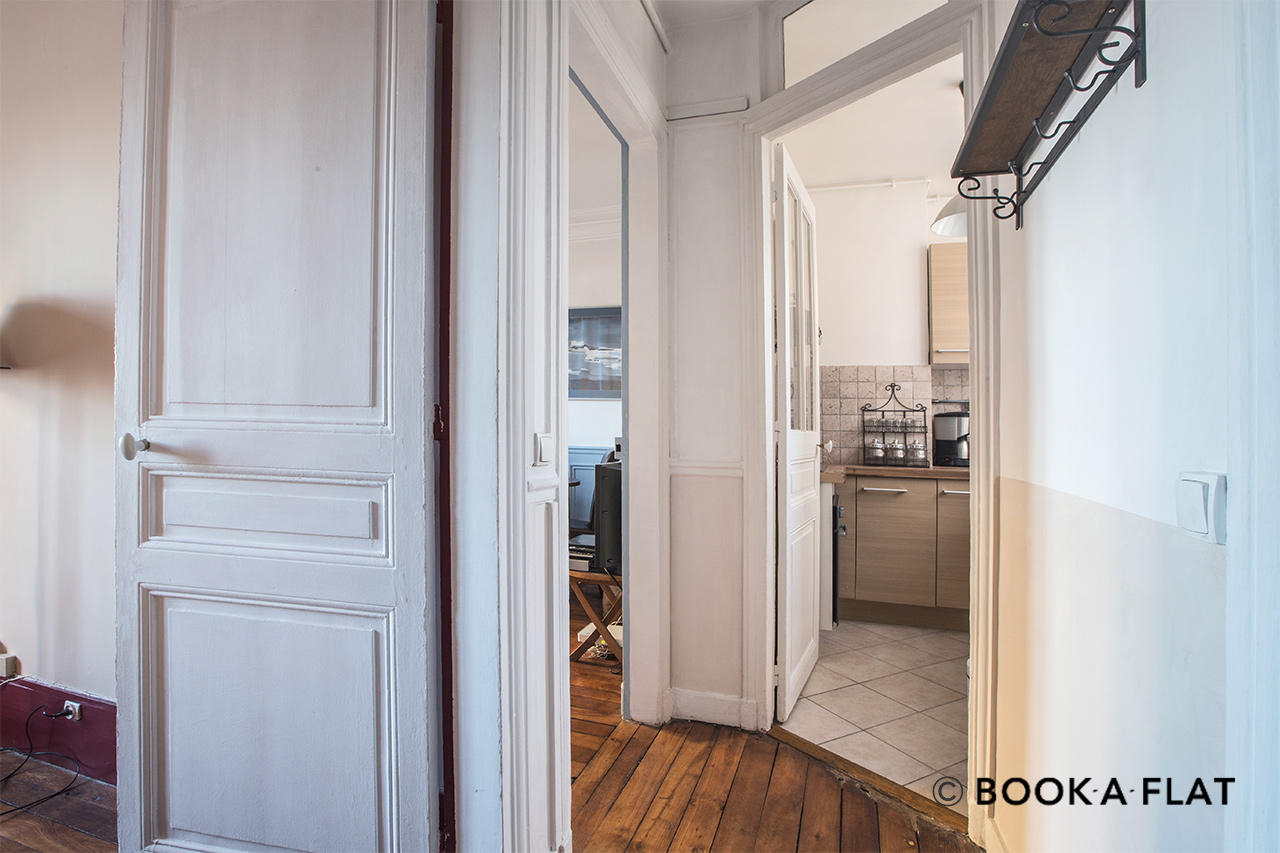 Appartement Paris Lantiez 5