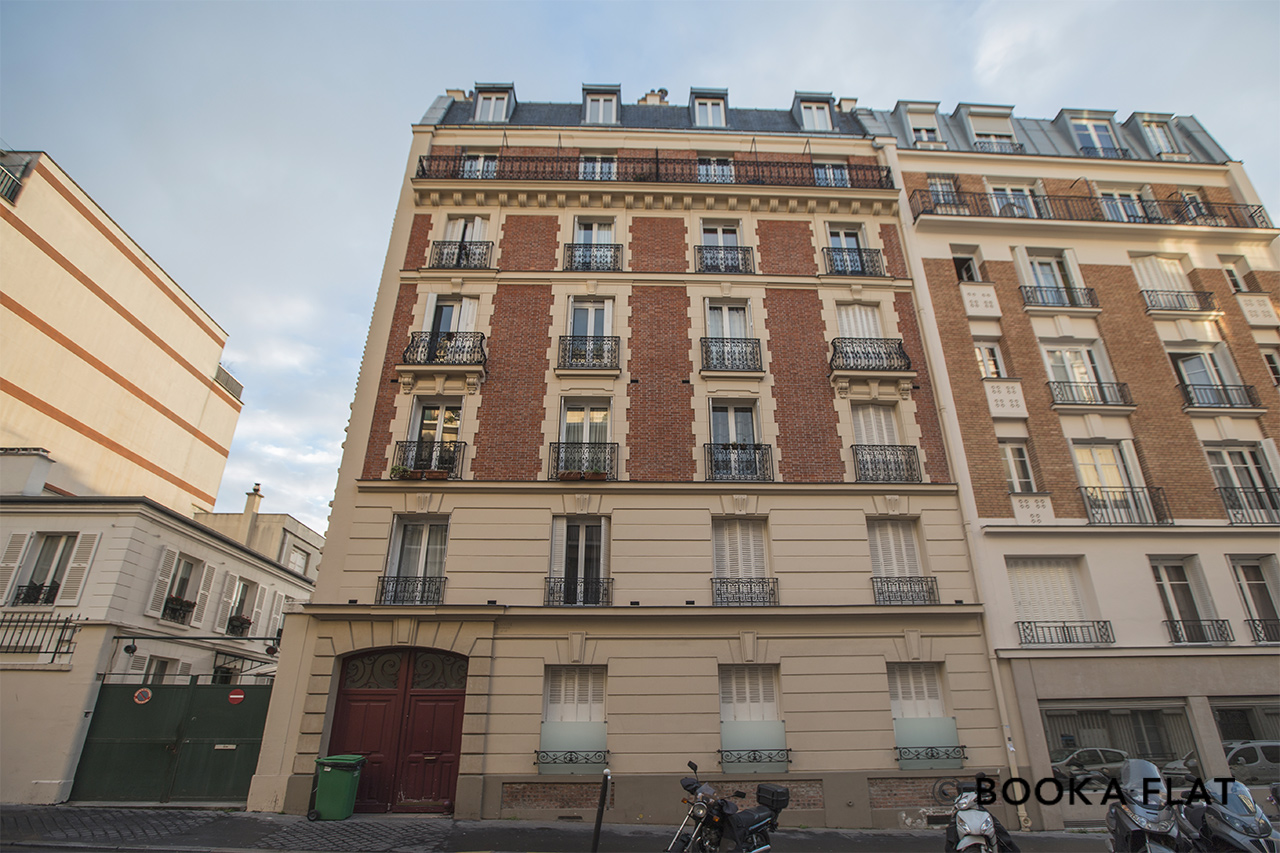 Appartement Paris Lantiez 12