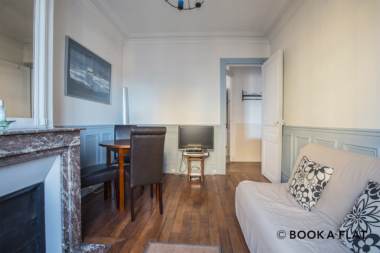 Appartement Paris Lantiez 1
