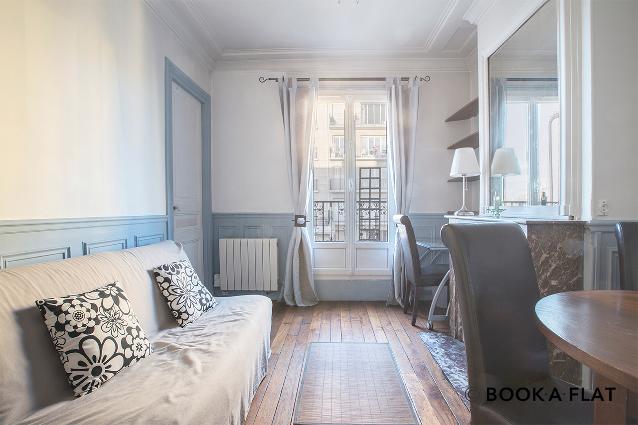 Appartement Paris Lantiez 4