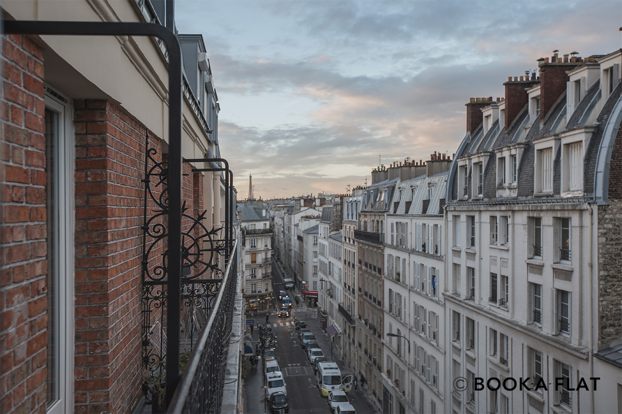 Appartement Paris Lantiez 11