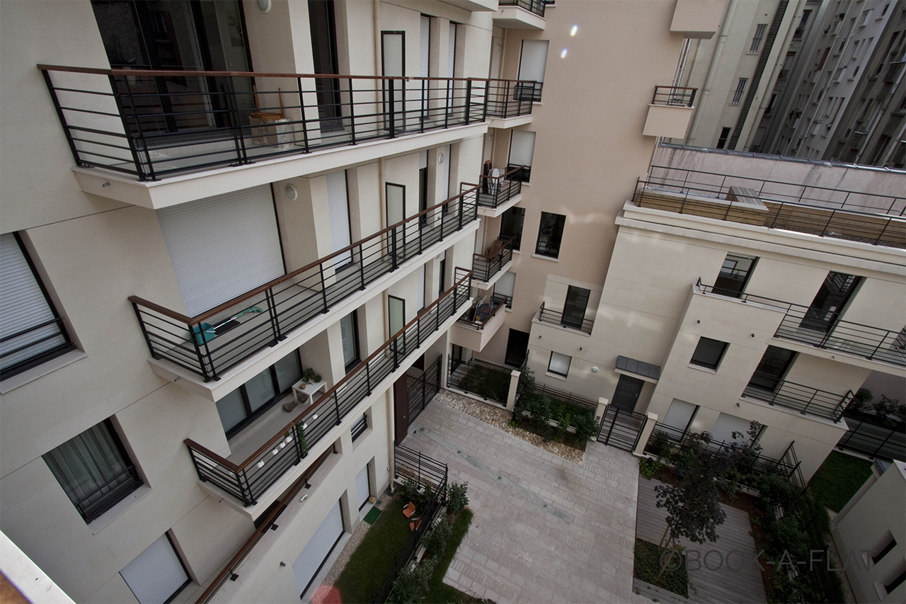 Appartement Paris Rue Pierre Demours 13