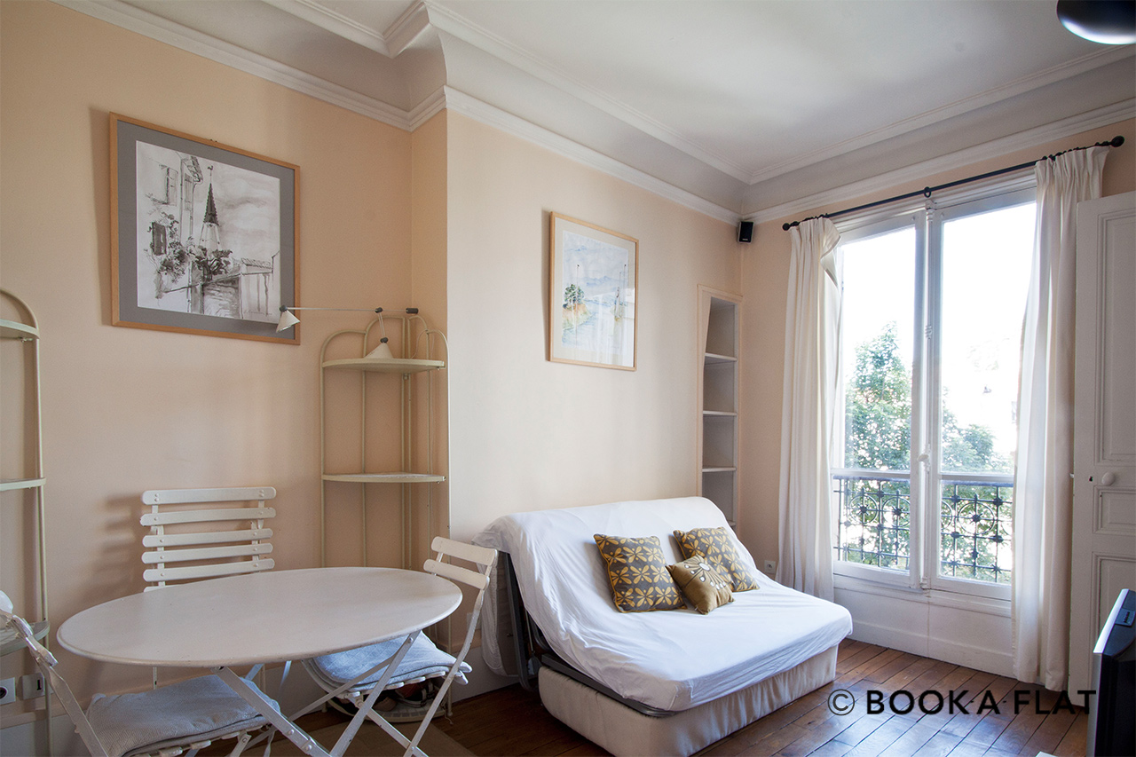 Furnished apartment for rent Paris Rue Lacépède