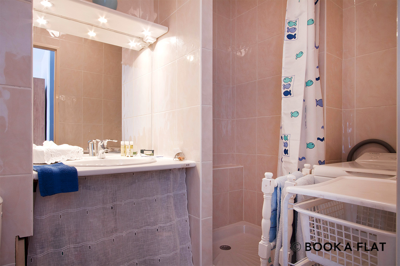Apartment Paris Rue Lecourbe 8