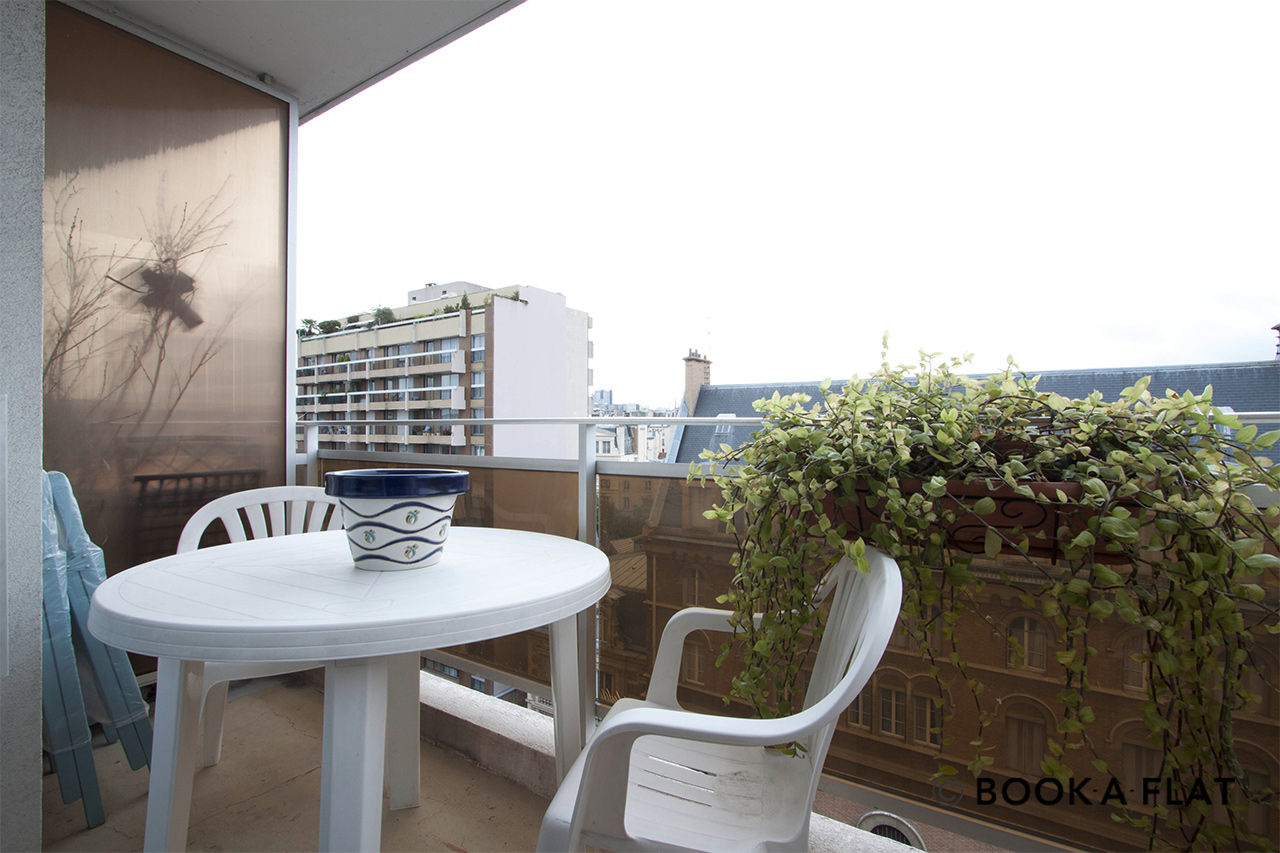 Apartment Paris Rue Lecourbe 9