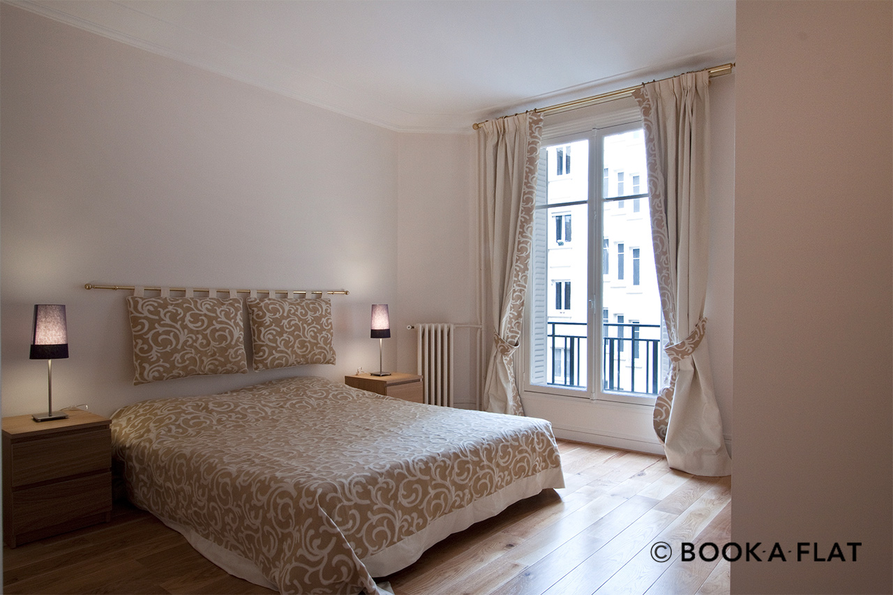 Appartamento Paris Rue Barbet de Jouy 8