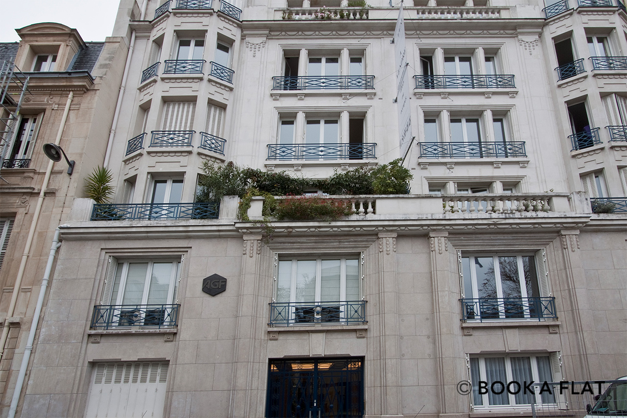 Appartamento Paris Rue Barbet de Jouy 10