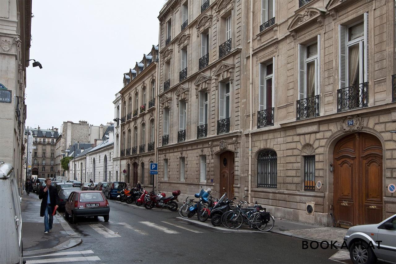 Appartamento Paris Rue Barbet de Jouy 11