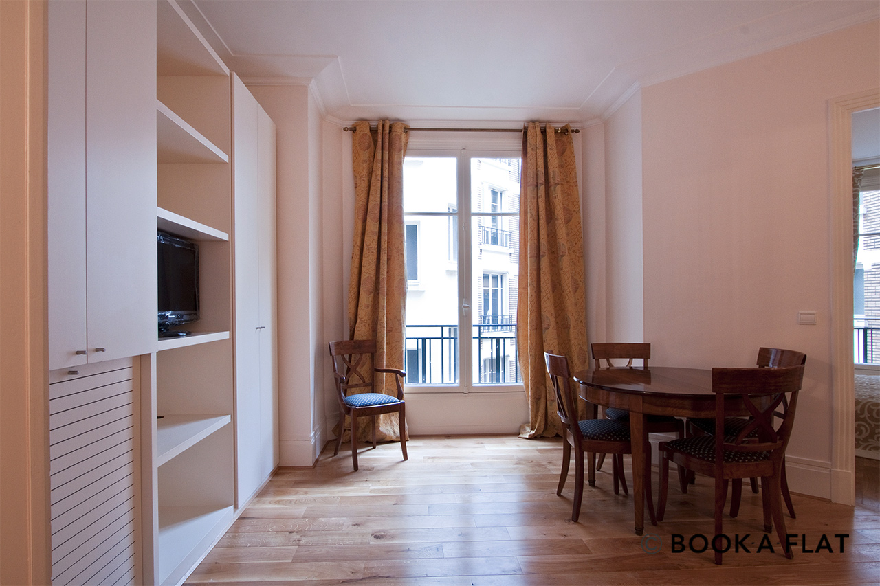 Appartamento Paris Rue Barbet de Jouy 3