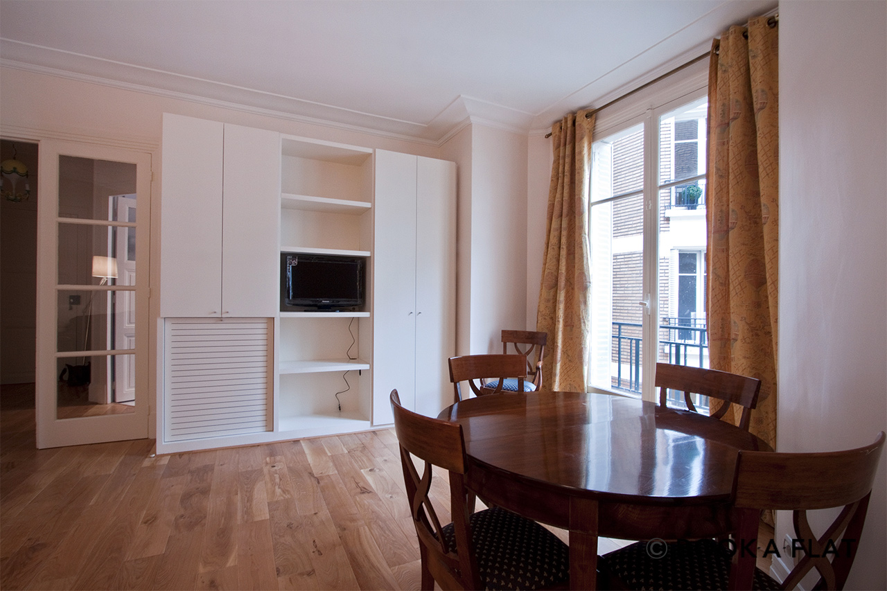 Appartamento Paris Rue Barbet de Jouy 4