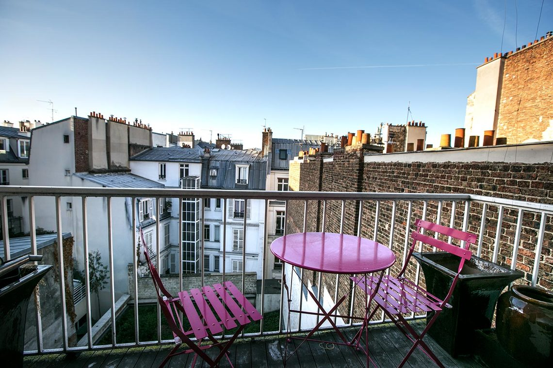 Appartamento Paris Rue Lauriston 11