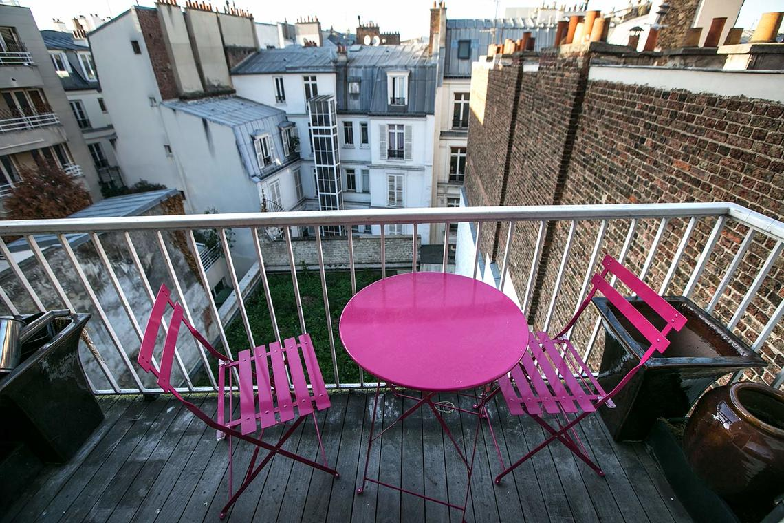 Apartment Paris Rue Lauriston 12