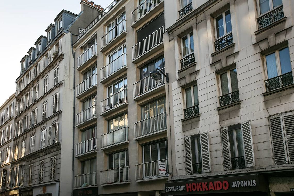 Appartamento Paris Rue Lauriston 14