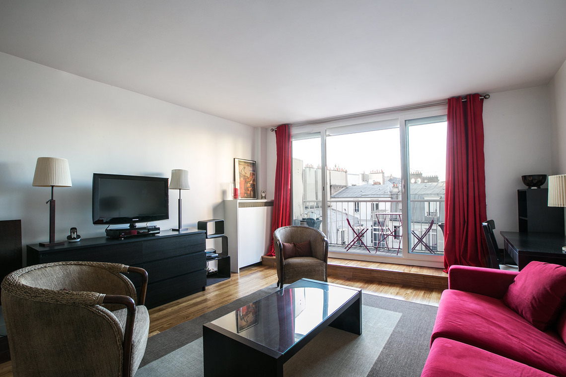 Apartment Paris Rue Lauriston 3