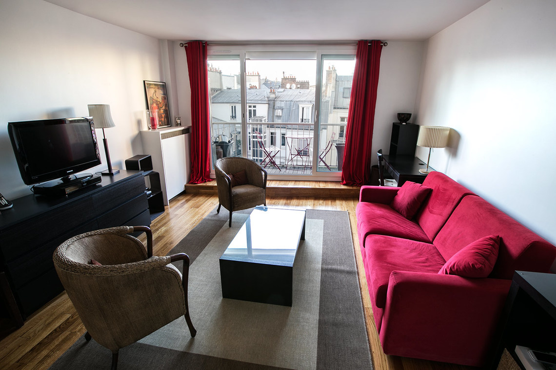 Appartamento Paris Rue Lauriston 4