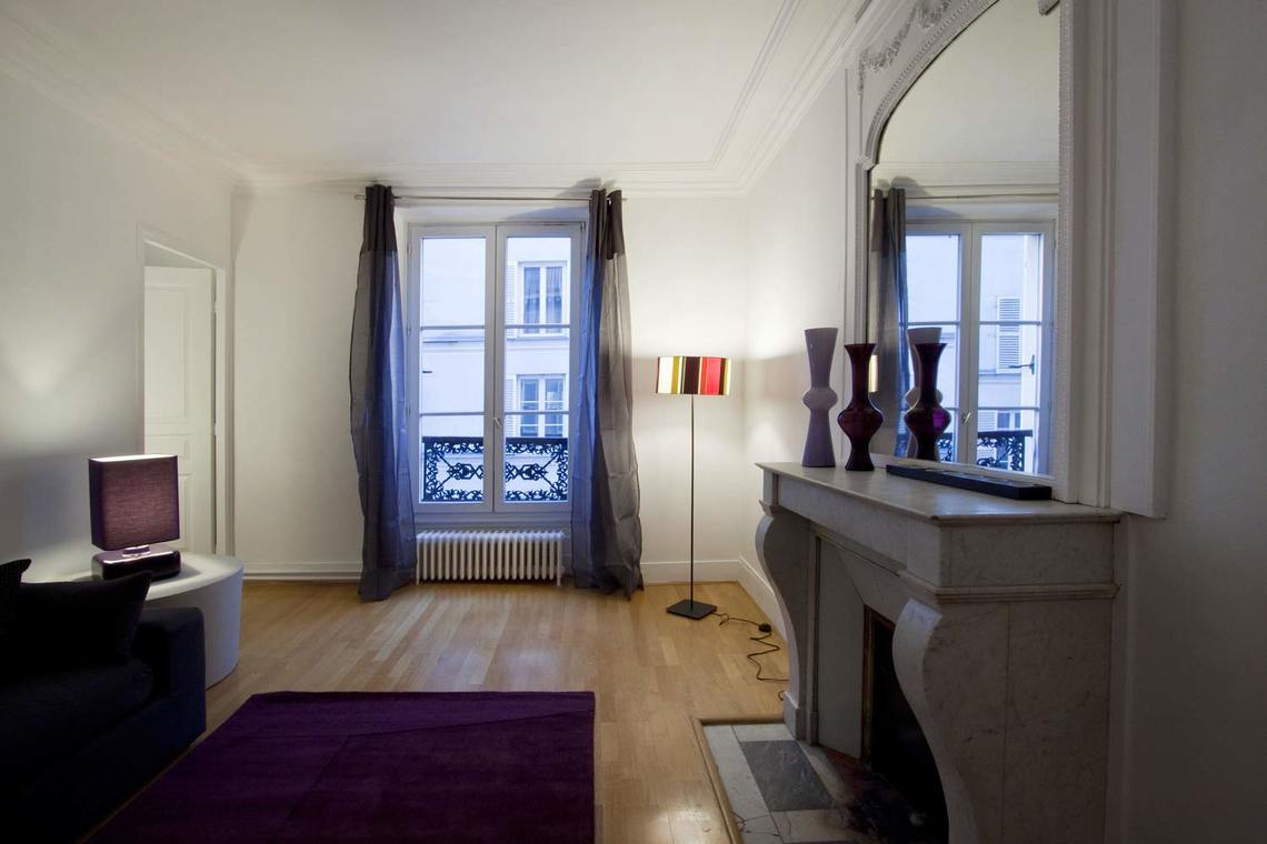 Appartement Paris Boulevard Saint Michel 3