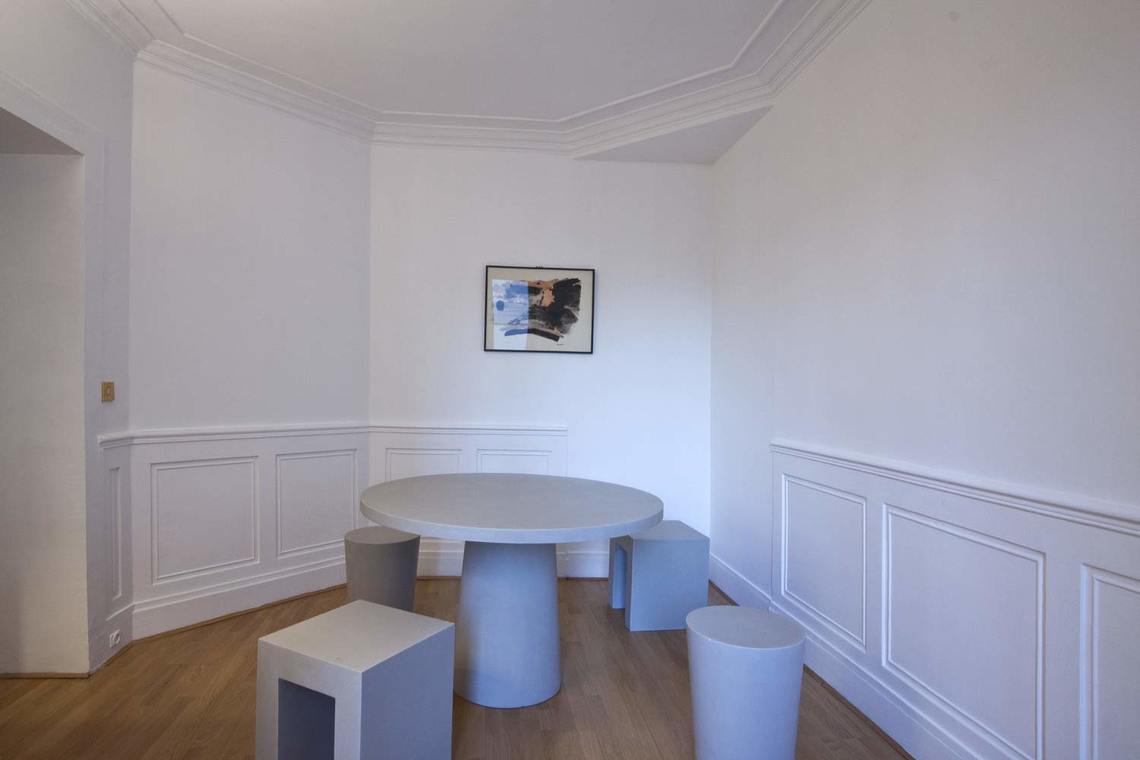 Appartement Paris Boulevard Saint Michel 4