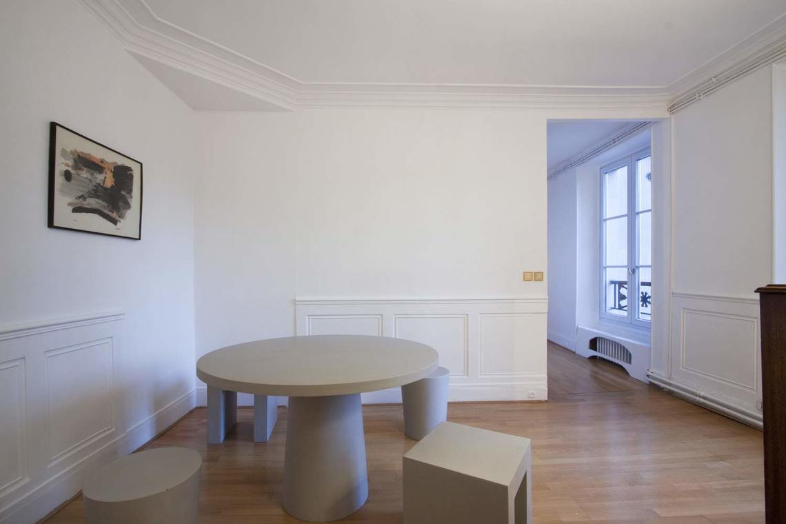 Appartement Paris Boulevard Saint Michel 5